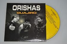 Orishas ‎– Guajiro. CD-SINGLE PROMO