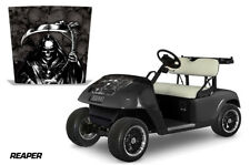 EZ-Go TXT Golf Cart Hood Graphics Kit Decal Sticker EZGO Wrap 1994-2013 REAPER K