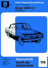 Reparaturanleitung Rover 2000 SC * TC Standardgetriebe * Automatik @ WIE NEU @