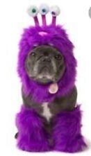 Pet Purple Monster Halloween Costume Large Dog Puppy Pet Halloween Costume