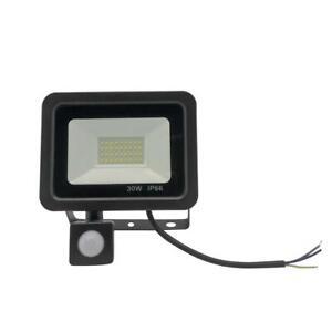 LED Floodlight 220V IP65 Waterproof Spotlight Outdoor Wall Lighting (30W)