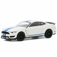 1:64 Scale 2020 Ford Shelby GT350 Model Car Diecast Toy Vehicle Collection Gift