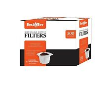 Disposable K-cup Coffee Filters Keurig Paper Pods Single Serve Filter 300 Count