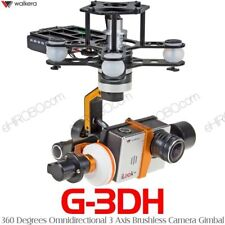 WALKERA WK-G-3DH 360 Degrees Omnidirectional 3 Axis Brushless Camera Gimbal