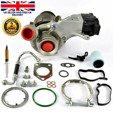 Turbocharger for BMW 120d, 320d, 520d, X3. 1995 ccm,  177 BHP, 130 kW. + Gaskets