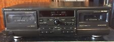 Technics RS-TR373 Audio Cassette Deck Tape Player/Recorder