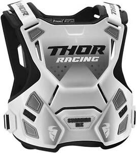 Thor Youth Guardian MX Chest Protector - Motocross ATV Dirt Offroad Roost Guard