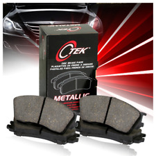 Centric Front Posi-Quiet Metallic Brake Pads 1Set For 1992-1993 Mazda MPV 4WD