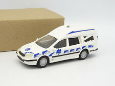 Miniroute Résine SB 1/43 - Citroen C5 Break Collet Ambulance