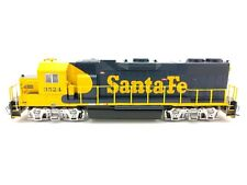 Santa Fe GP38-2 Diesel Locomotive #3524 Standard DC HO - Bachmann #61715