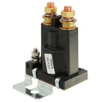 1X(Dual Battery Isolator Relay Start On/Off 4 Pin 500A 12V For Car Power Swit nj