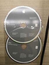 Apple Mac OS X Leopard 10.5.6 DVD + Applicatons DVD Set