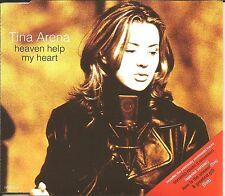TINA ARENA Heaven Help My heart w/SPANISH TRK & 2 LIVE TRX CD single SEALED 1995