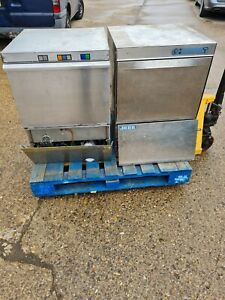DIHR Under Counter  WASHER AND GLASS WASHER