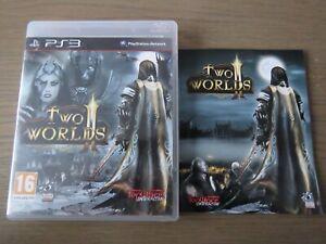 JEU PLAYSTATION 3 PS3 TWO WORLDS II COMPLET EN FRANCAIS
