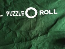 Puzzle Roll Mat Jigsaw with Storage Tube