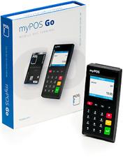 TERMINALE POS BANCOMAT MYPOS GO! Commissioni BASSE +SimDati a bordo +Carta Visa