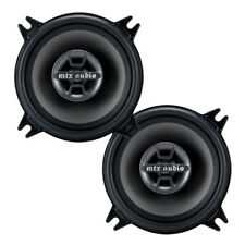 "*NEW* MTX AUDIO TDX40 4"" TDX SERIES 140W MAX 2-WAY COAXIAL CAR AUDIO SPEAKERS"