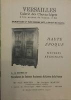 1977 Catálogo De Venta Demuestra Essex-Luz Alta Período Muebles Regional