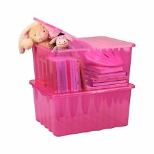 Children's Bedroom for Girls Storage Boxes
