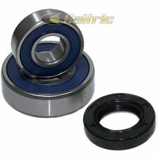 FRONT WHEEL BALL BEARINGS & SEALS KIT SUZUKI LT300E QUADRUNNER 1987 1988 1989