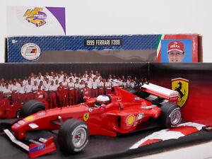 """HotWheels 24627 # Ferrari F399 Nr.3 Formel 1 1999 """" Michael Schumacher """" 1:18"""