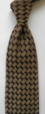 "Highly Textured Corduroy ""Seventy"" Silk $ Viscose Tie, 4.1 Wide 57"" Long.  ITLAY"