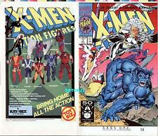 X-MEN #1 JIM LEE ORIGINAL PRODUCTION ART COVER PROOF MARVEL COMIC 1st ISSUE 1991