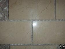 MARBLE CREMA MARFIL  3x6 subway polish TILE MOSAIC