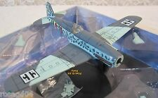 IXO Juniors Fiat G.55 Italy Aircraft Die-Cast 1:72 Scale! New In Box PIXJ000016