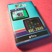 *NEW* Two VIC-20 Games - VICROSS and VIC-2048 Cassette Tape for Commodore VIC-20