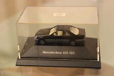 Herpa® Mercedes Benz 600 SEC OVP 1:87 HO
