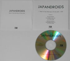 Japandroids  Near To the Wild Heart of Life   U.S promo cd