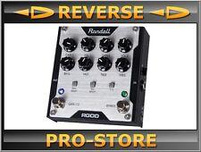 Randall RGOD Pedals Amplifiers Verstärker Tretmine Gitarreneffektgerät Pedaleffe
