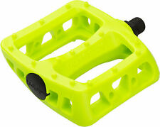 Odyssey Twisted PC 1/2 Pedals Fluorescent Yellow