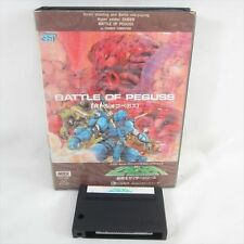 Msx Cho Senshi ZAIDER BATTLE OF PEGUSS Import Japan Video Game No inst