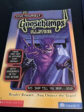 Shop Till You Drop... Dead (Give Yourself Goosebumps - 25) by R.L. Stine