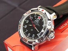 Russian military watch VOSTOK. Komandirskie. 811306