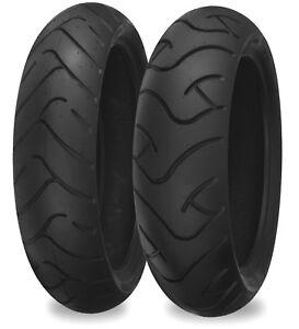 Shinko 110/70-17 & 140/70-17 SR880 & SR881 Tires 11-13 CBR250R & 15-18 CBR300