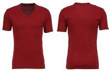 G-Star Camisetas de hombre cuello redondo & CUELLO PICO Paquete Doble
