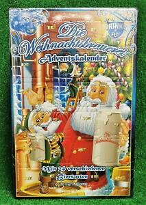 4,42€/l) BIER ADVENTSKALENDER 24x0,5l ink.6€ Pfand Weihnachtsbrauerei Versand0€