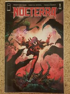 Nocterra #1 Image Comics 2021 Greg Capullo Variant NM! Combine Shipping!