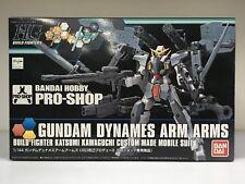 Bandai Hobby Pro Shop Special Katsumi Kawaguchi HG 1/144 Gundam Dynames Arm Arms