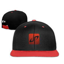 Kid's DP Logo Dude Perfect Hats Caps Red