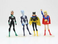 Super Hero DC Universe Supergirl Katma Batgirl LIVEWIRE JUSTICE LEAGUE UNLIMITED