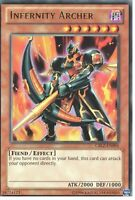 YUGIOH Infernity Deck Complete 40 - Cards