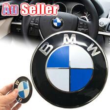 Replacement Boot/Bonnet/Trunk/Hood BMW Emblem 82MM Badge E30 36 46 70 90 92 93
