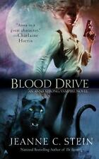 Blood Drive (The Anna Strong Chronicles