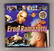 EROS RAMAZOTTI  Only Colombia 3Cd SUS GRANDES EXITOS 48 tracks  / 17