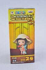 Banpresto One Piece World Collectible WCF Film Gold Tempo Vol 4 GD24